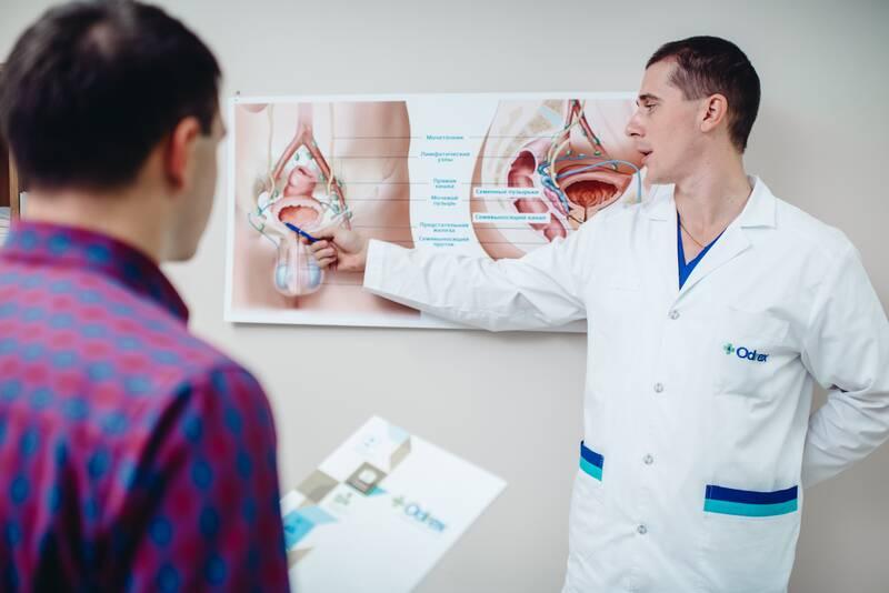 Простатит и наука абактал от простатита